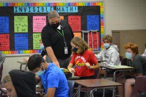 Woodmen welcome new teachers